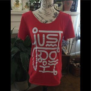 "NIKE TEE Shirt ""JUST DO IT"""